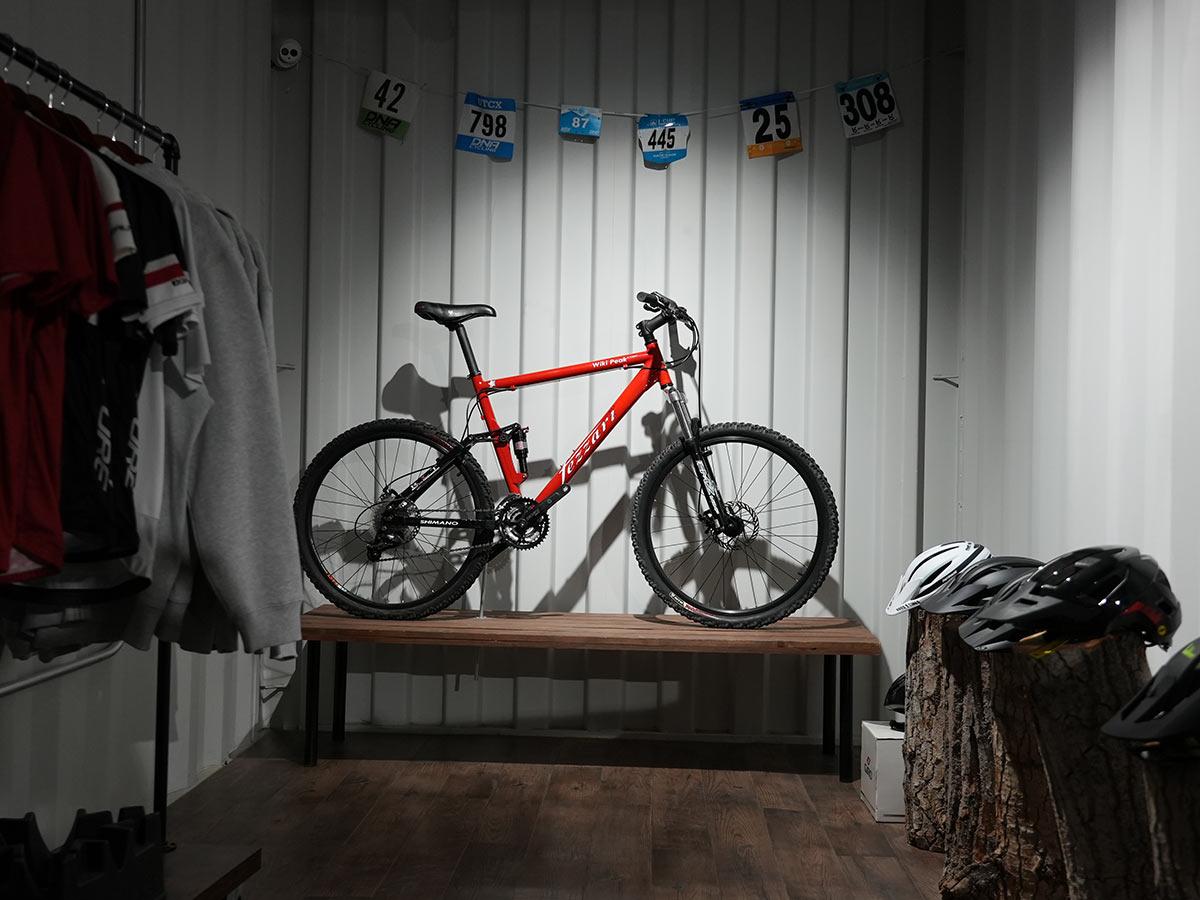 fezzari original wiki peak mountain bike