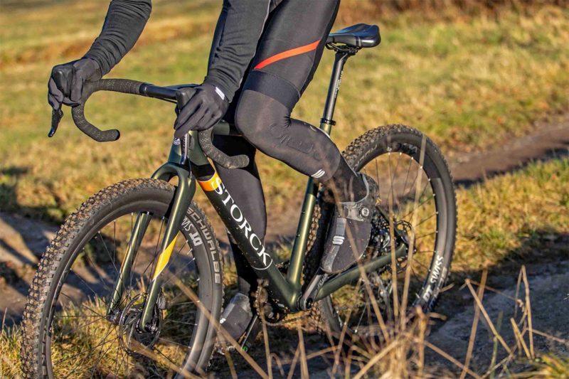 Storck GRIX Pro gravel bike, SRAM Rival eTap AXS Wide update,riding