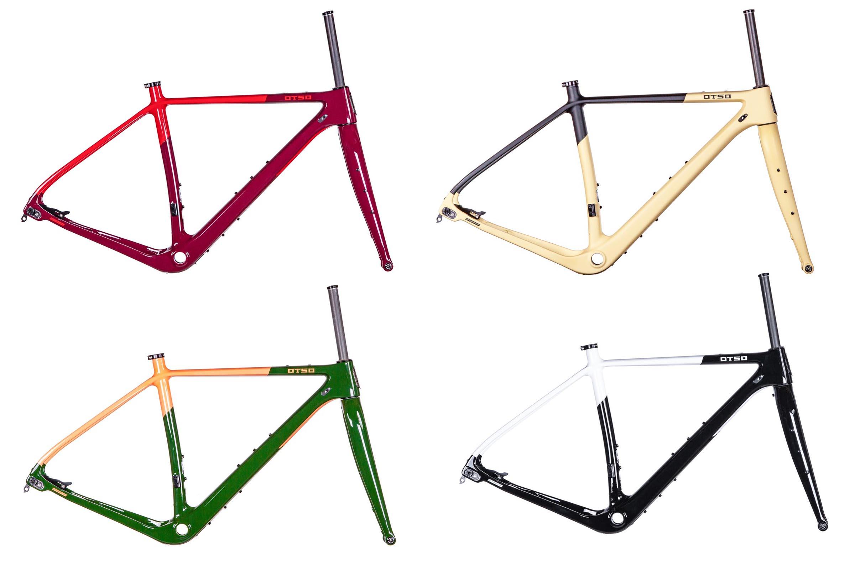 Otso Waheela Carbon gravel bike frames