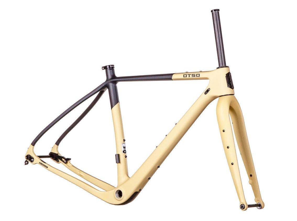 Otso Waheela Carbon gravel bike frameset