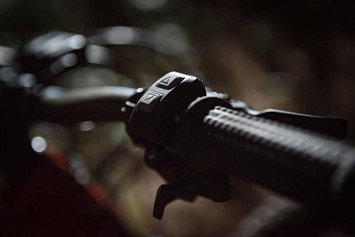 bluetooth remote for gloworm bike lights