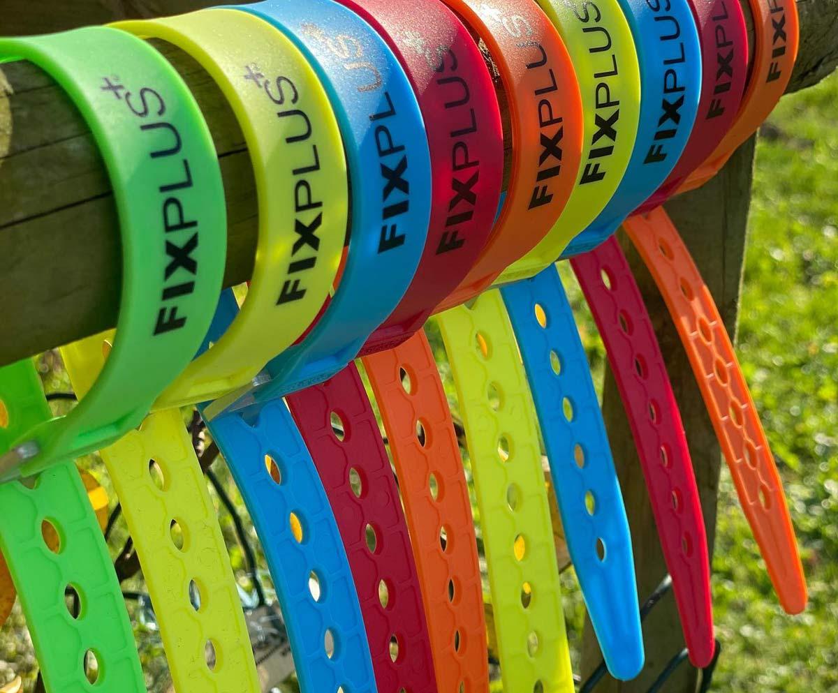 FixPlus german Voile gear straps
