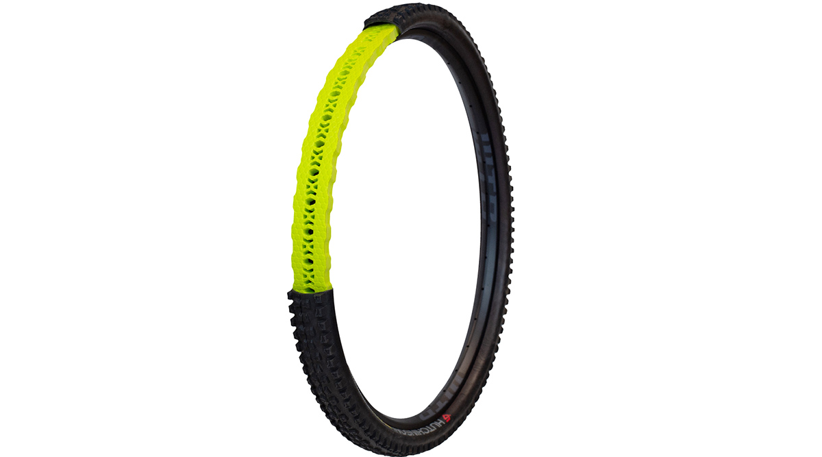 slicy smooth 2.0 insert cutout inside tire