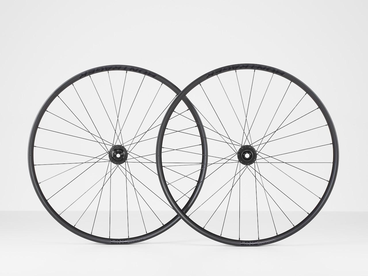Bontrager Line Comp 30 wheelset