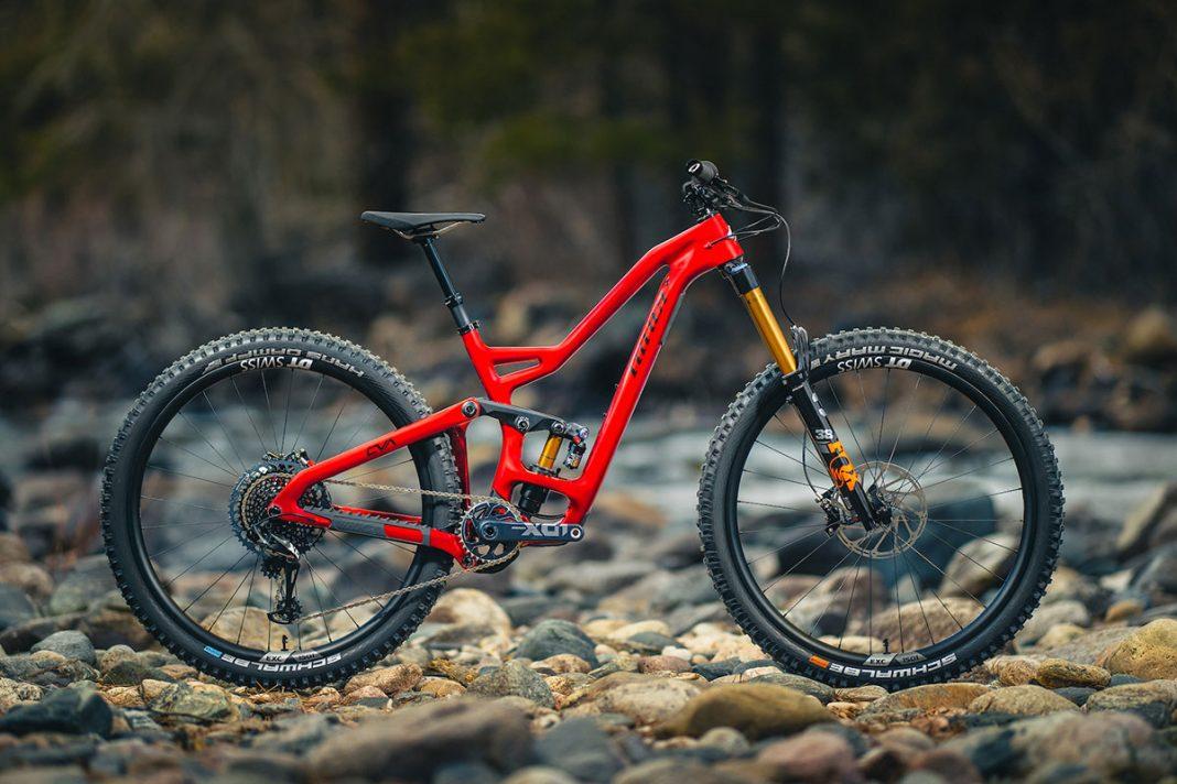 niner wfo 9 rdo 29er enduro mountain bike