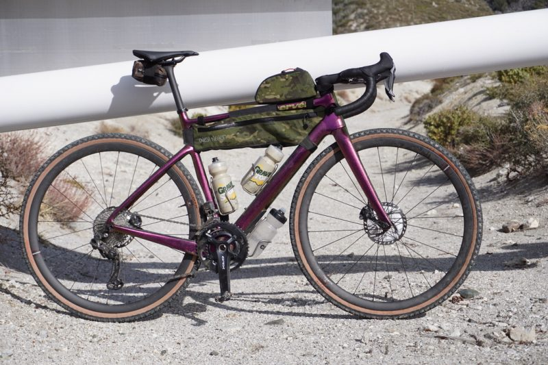 all new Aspero-5 Aero Gravel Bike review with bags