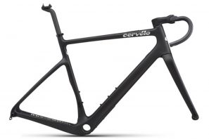 Cervelo Aspero-5 aero gravel bike frame black