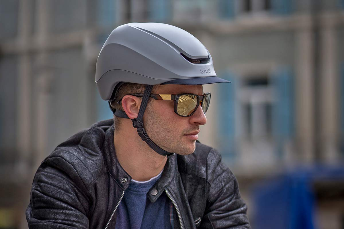 Kask Urban R & Moebius city commuter bike helmets