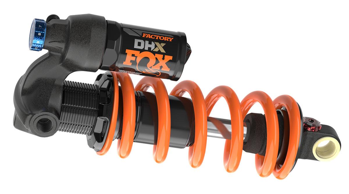 2022 fox dhx factory coil shock