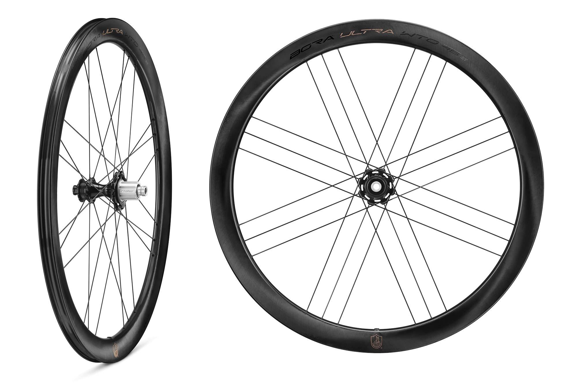 2021 Campagnolo Bora Ultra WTO 45 aero carbon road bike wheelset