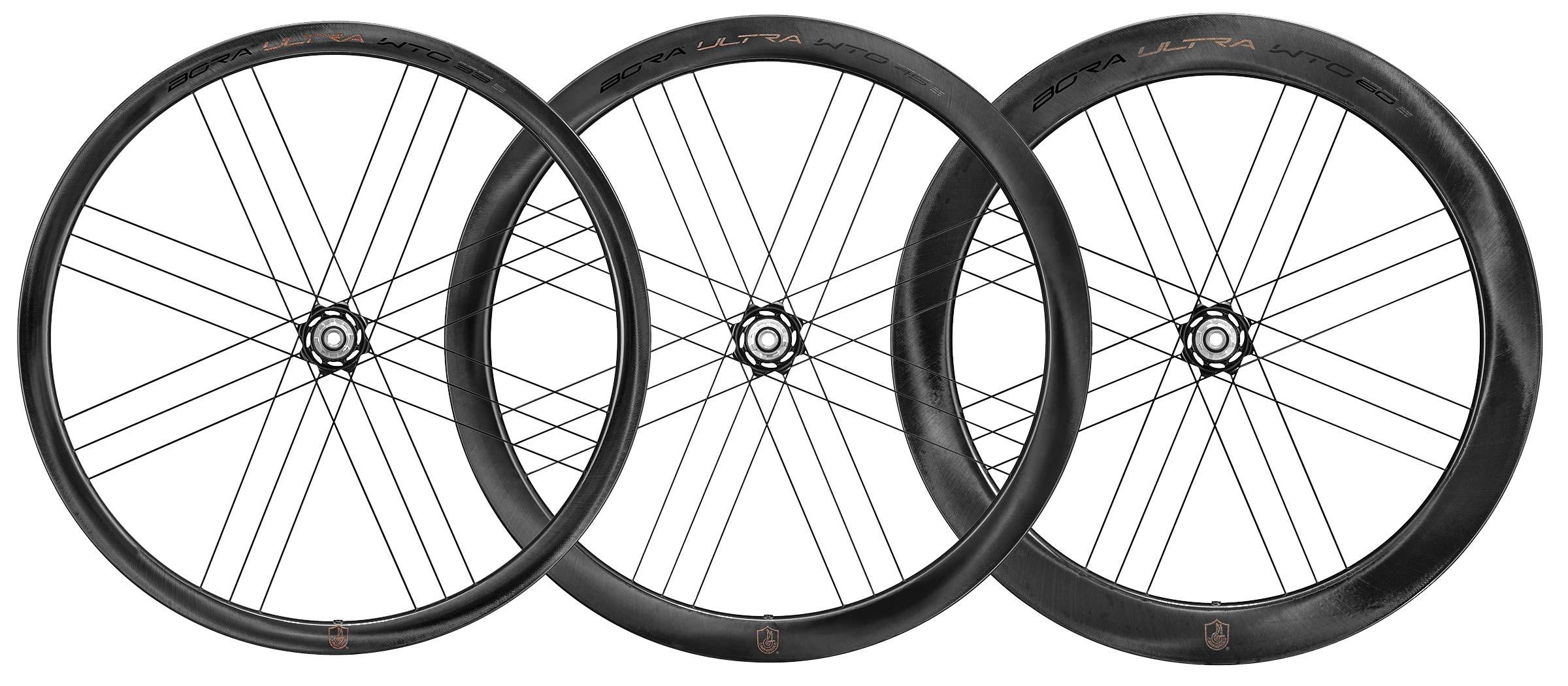 2021 Campagnolo Bora Ultra WTO aero carbon road bike wheelset