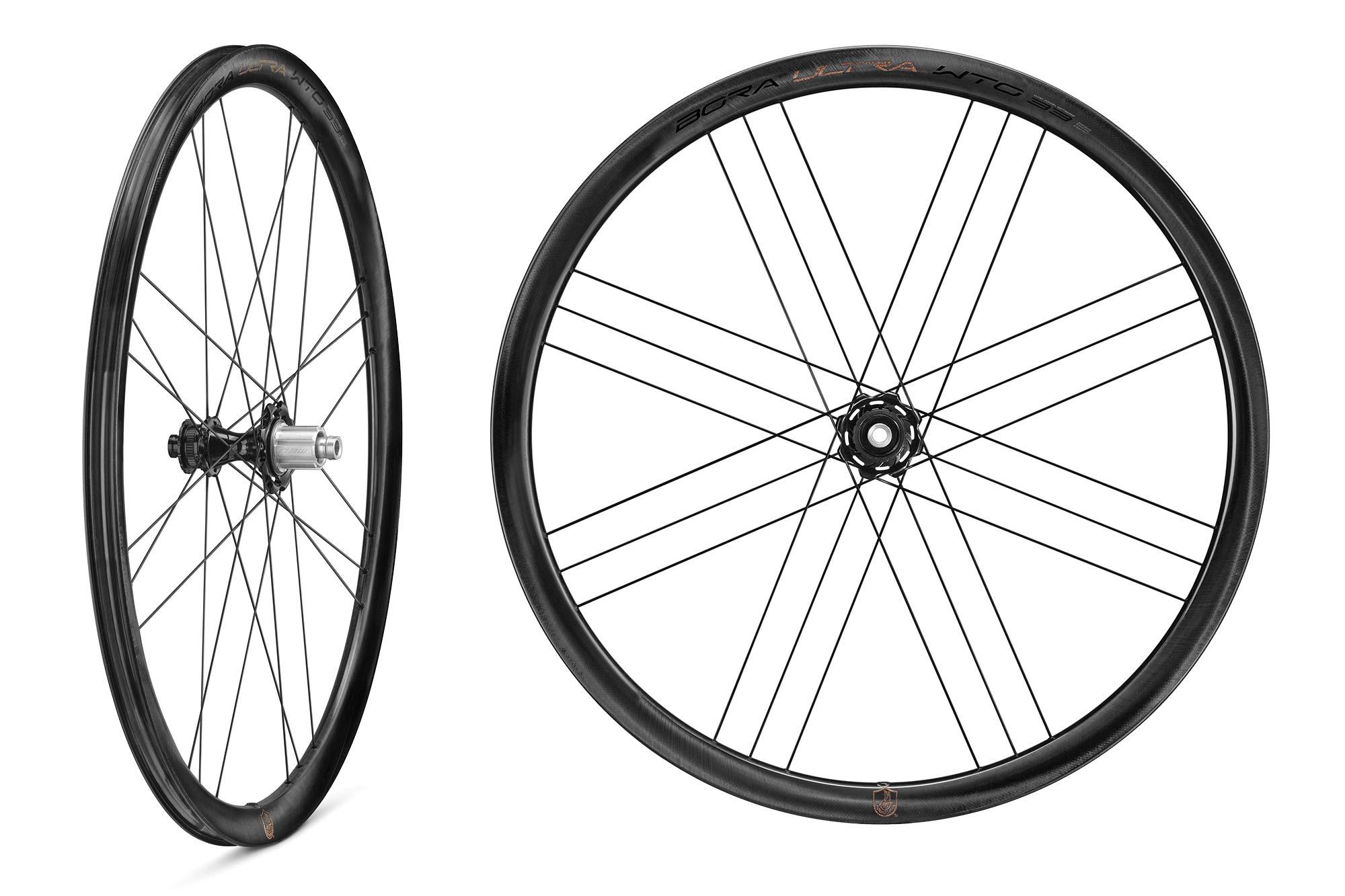 2021 Campagnolo Bora Ultra WTO 30 aero carbon road bike wheelset