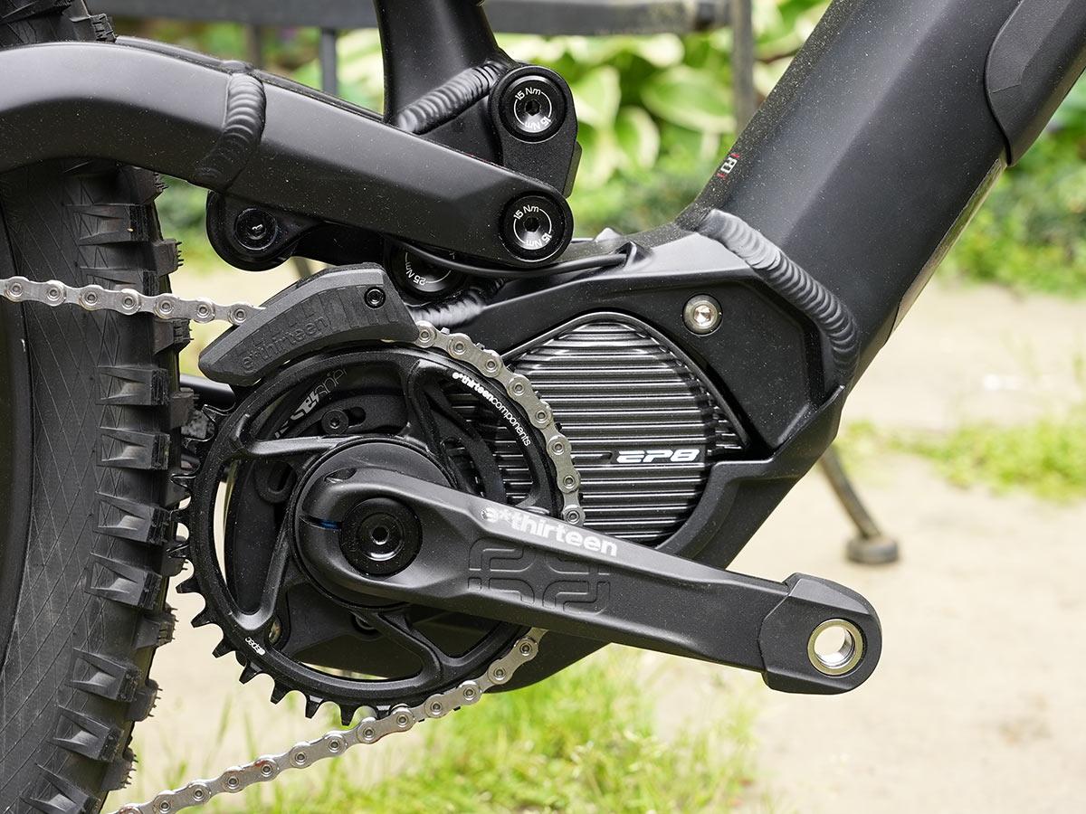 shimano ep8 e-bike motor