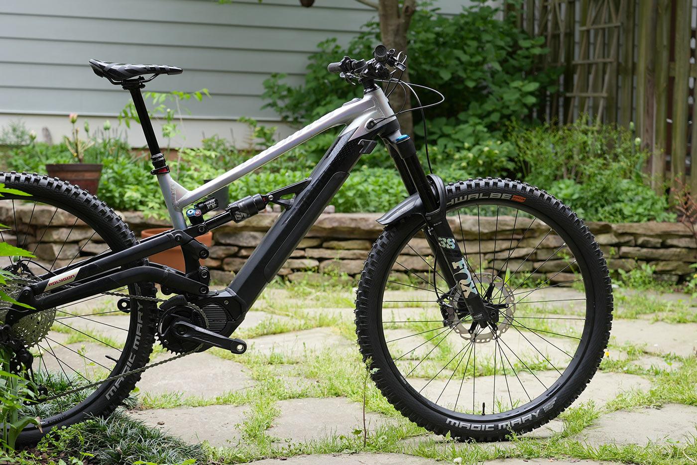 polygon mt bromo e mountain bike