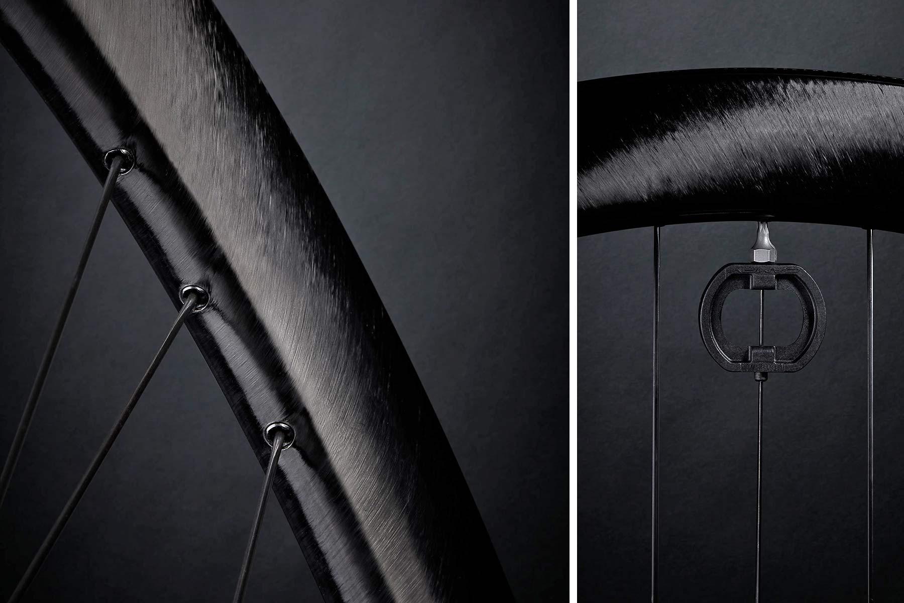 2021 Campagnolo Bora Ultra WTO aero carbon road bike wheelset, internal nipples