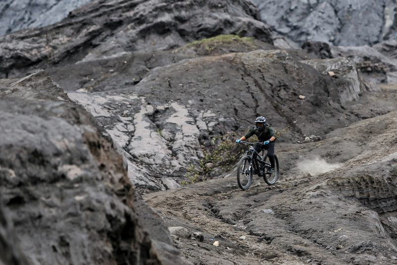 polygon bromo n8 enduro e-mountain bike