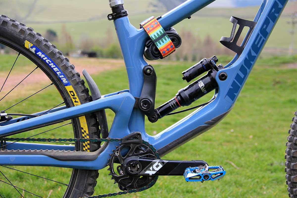 2021 katy winton pro bike check