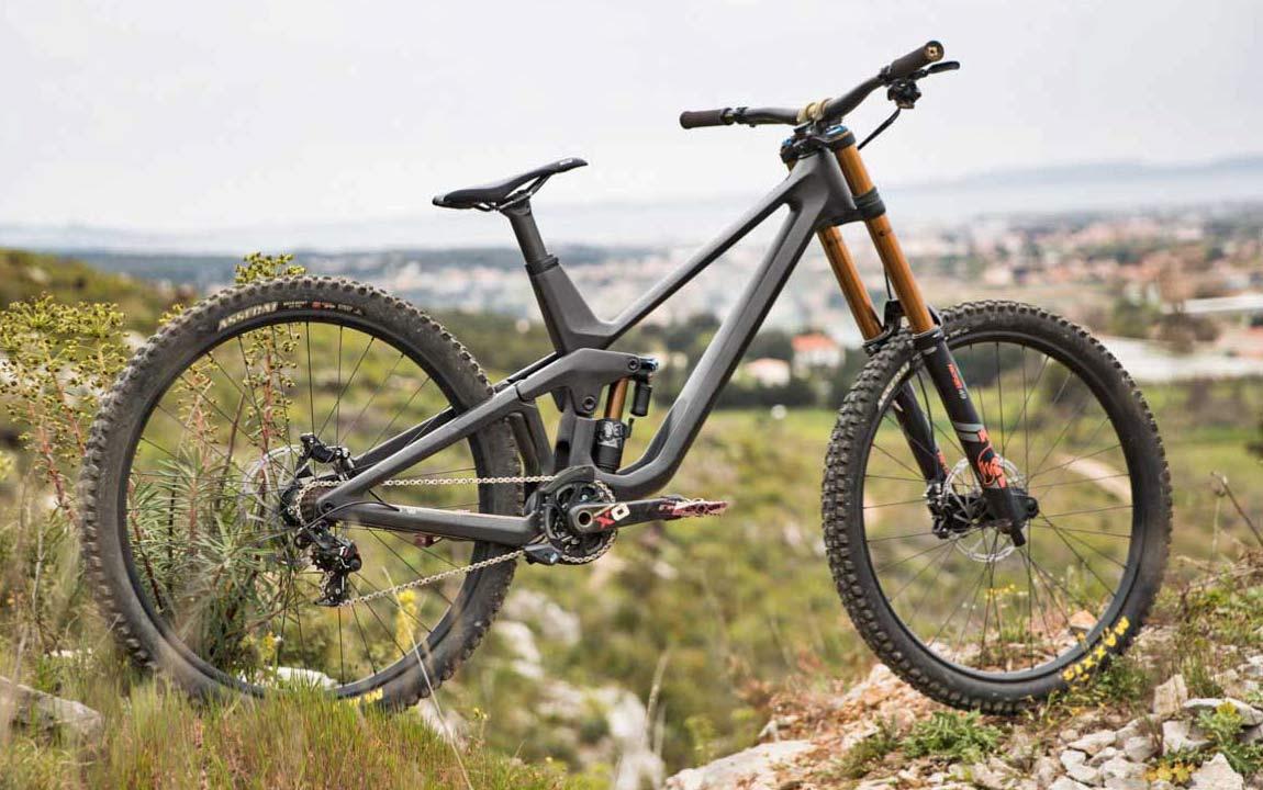 2021 Prime Rocket DH bike, affordable consumer-direct carbon 29er downhill mountain bike,first carbon bike
