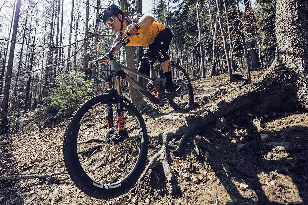 Prime carbon mountain bikes for life, enduro