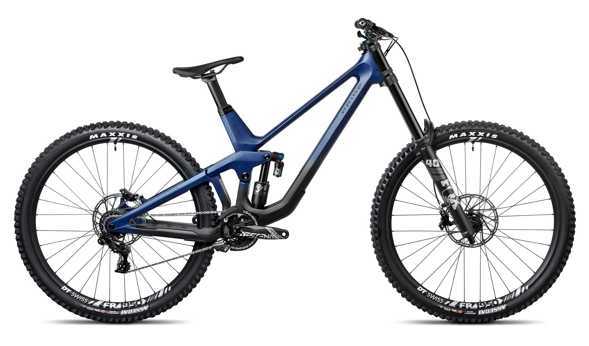2021 Prime Rocket DH bike, affordable consumer-direct carbon 29er downhill mountain bike,C complete