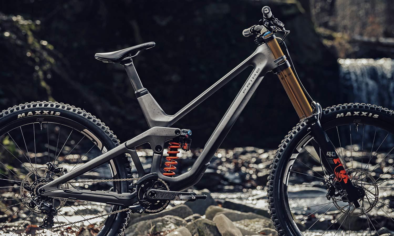 2021 Prime Rocket DH bike, affordable consumer-direct carbon 29er downhill mountain bike,frame zoom