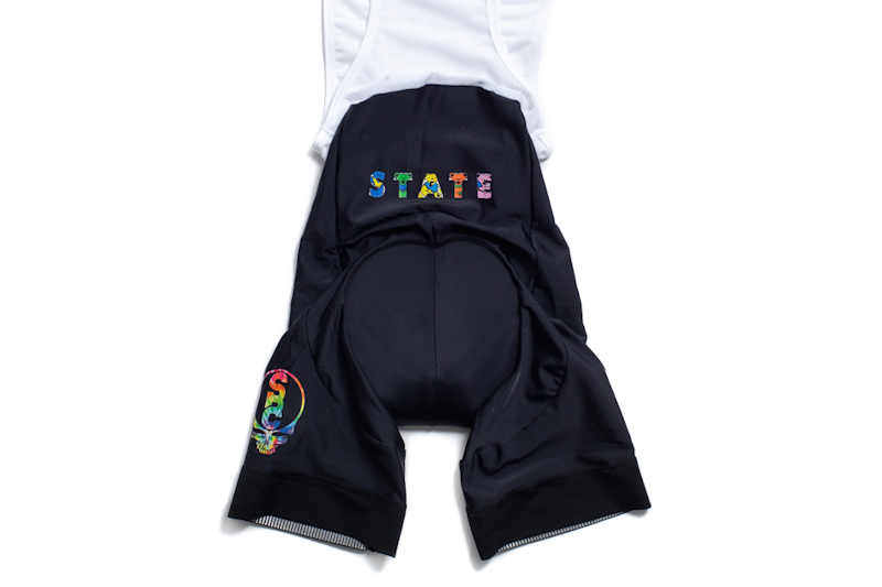 State Bicycle Co. x Grateful Dead, bib shorts