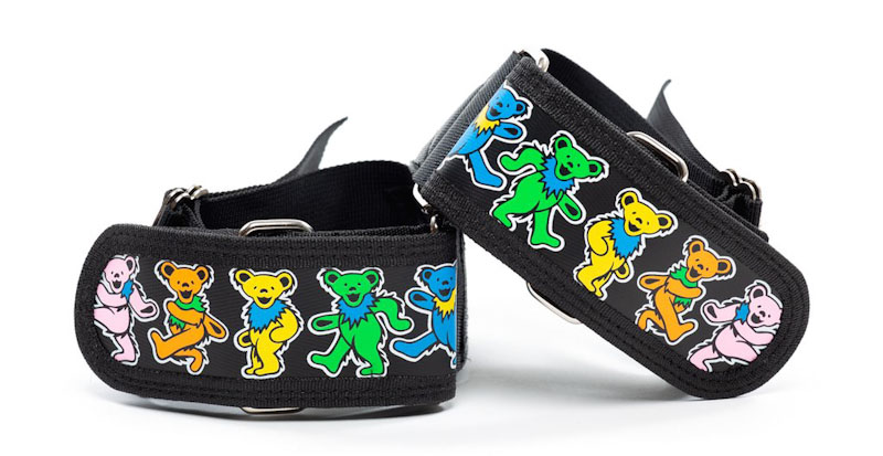 State Bicycle Co. x Grateful Dead, foot straps