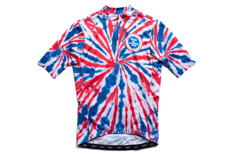 State Bicycle Co. x Grateful Dead, Gool Ol' GD jersey