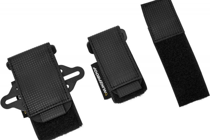 nukeproof horizon bolt mounted accessories frame strap