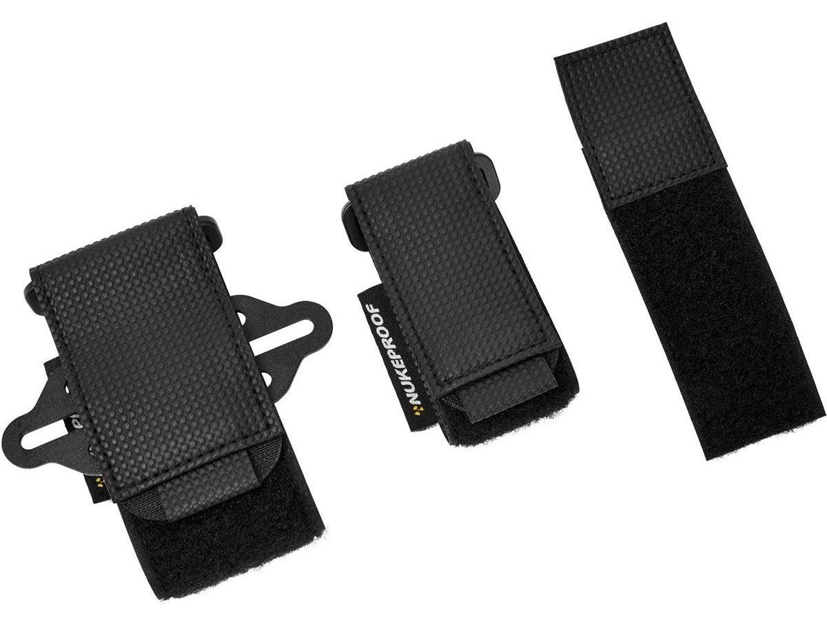 nukeproof bolton frame strap horzon accessories holder