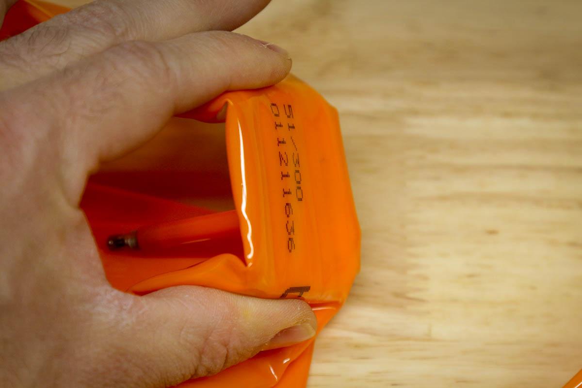 Tubolito PSENS smart inner tube NFC chip
