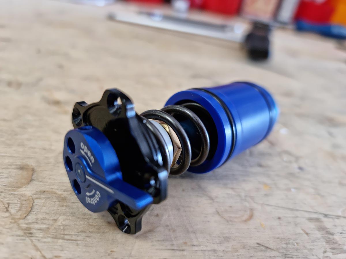 Bright racing shocks f929 xco damper cartridge