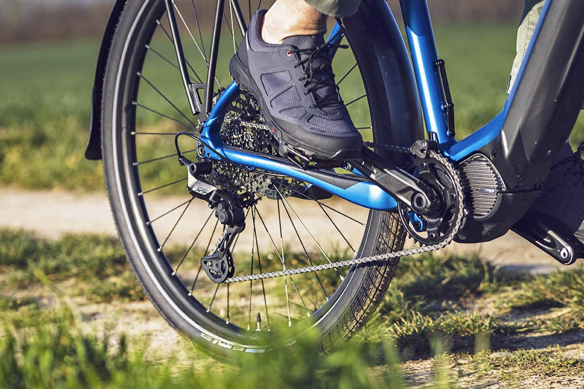 Shimano Deore XT LinkGlide drivetrain is 3x more durable, new LG MTB long-wearing mountain bike groupset,zoom