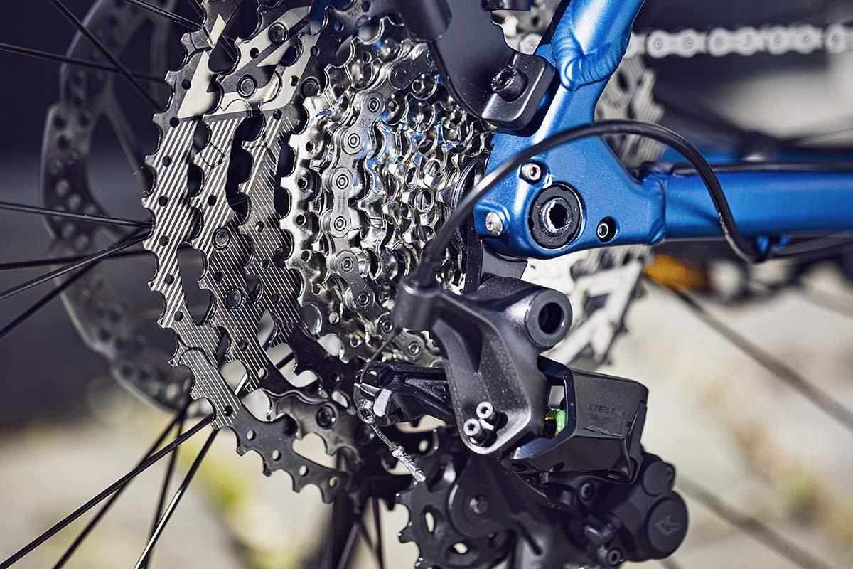 Shimano Deore XT LinkGlide drivetrain is 3x more durable, new LG MTB long-wearing mountain bike groupset,new drivetrain