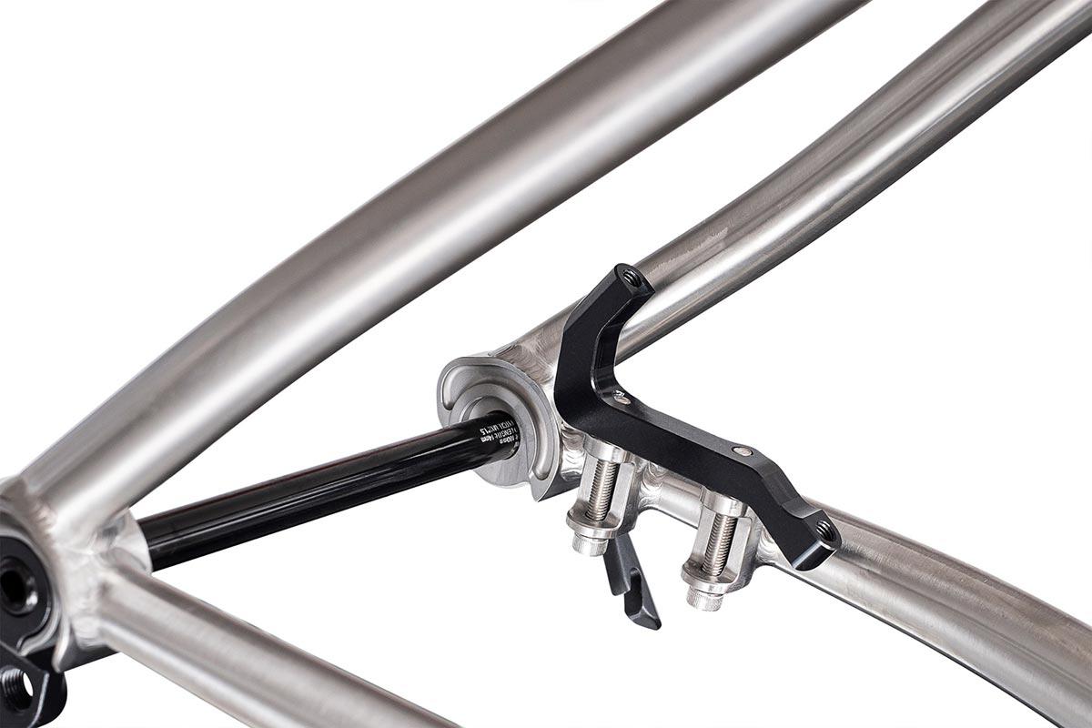 thomson hooch hardtail titanium mtb boost spacing