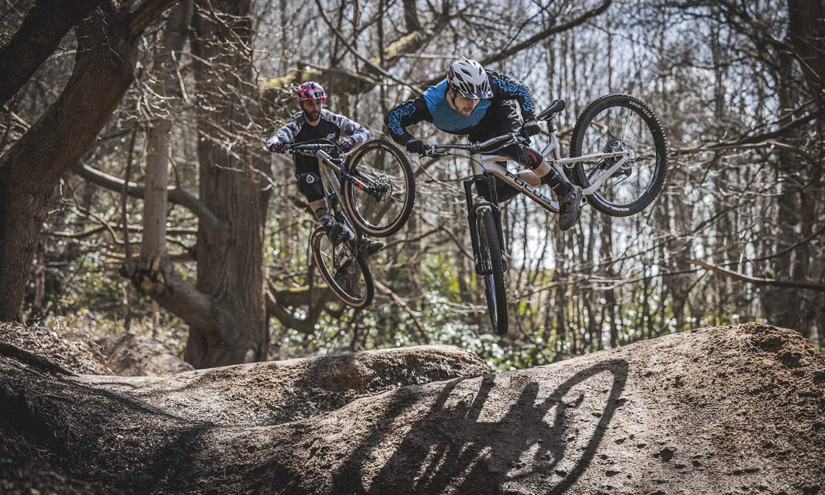 2021 Focus THRON 130mm trail & JAM150mm all-mountain bikes, affordable alloy MTB trail bike,playing