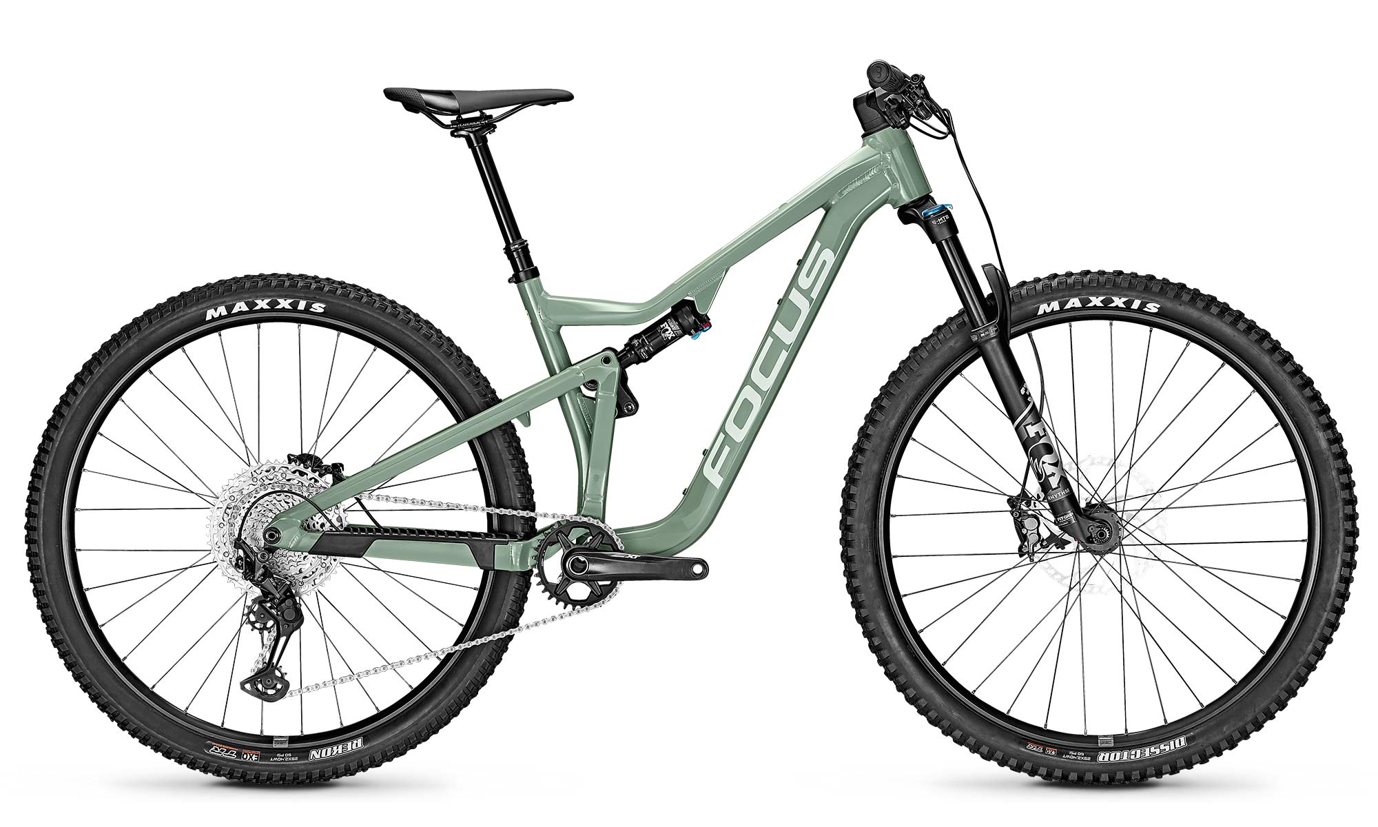 2021 Focus THRON affordable alloy 130mm 29er trail MTB mountain bike,6.9 complete