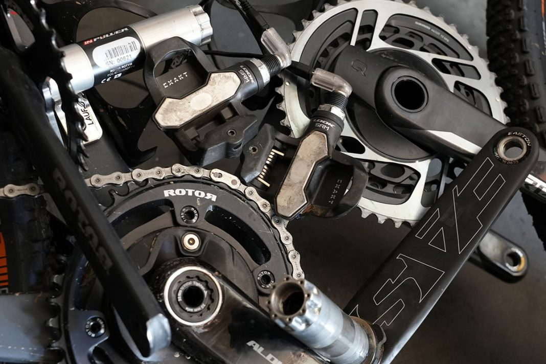 cycling power meters explained and compared