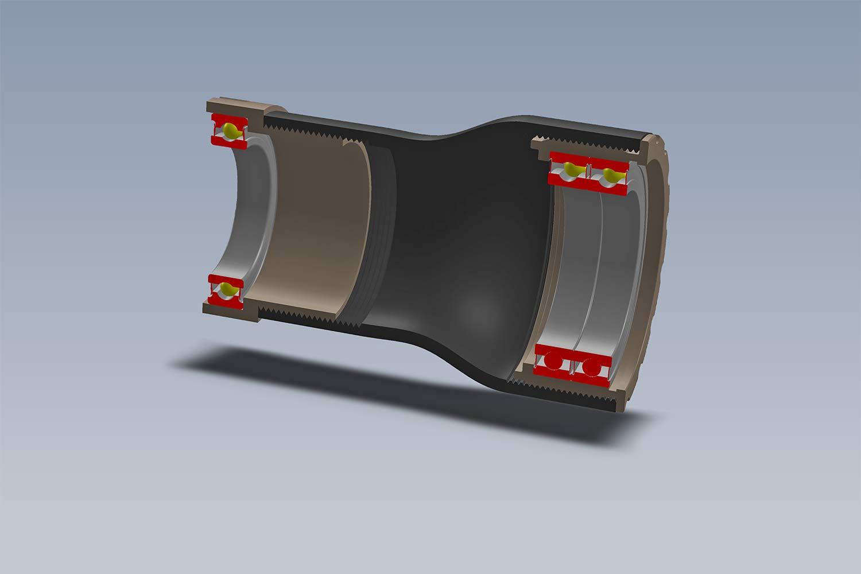 Bombtrack BSA-47 BB, new threaded bottom bracket standard concept