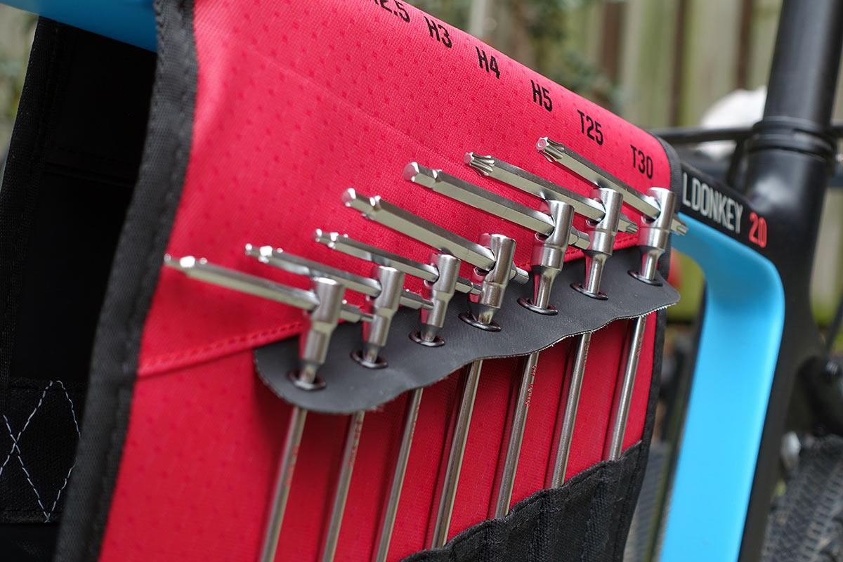 silca t-handle folio tool set review