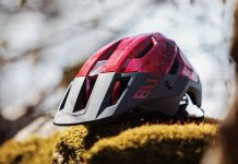 bluegrass rogue core helmet review mips version red