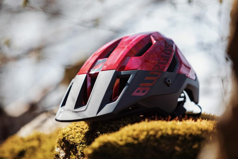 bluegrass rogue core helmet review mips version red