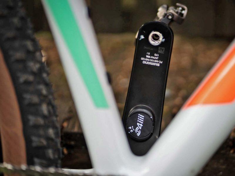 4iiii recycle crank buyback into refurbished powermeters,MTB
