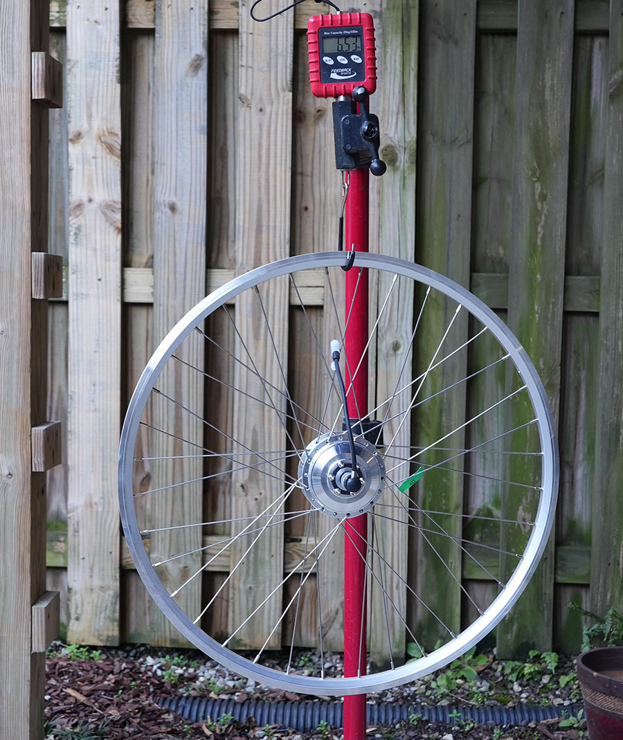 swytch e-bike motorized front bicycle wheel actual weight