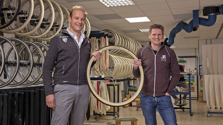 Vittoria buys Dutch handmade tire maker A. Dugast