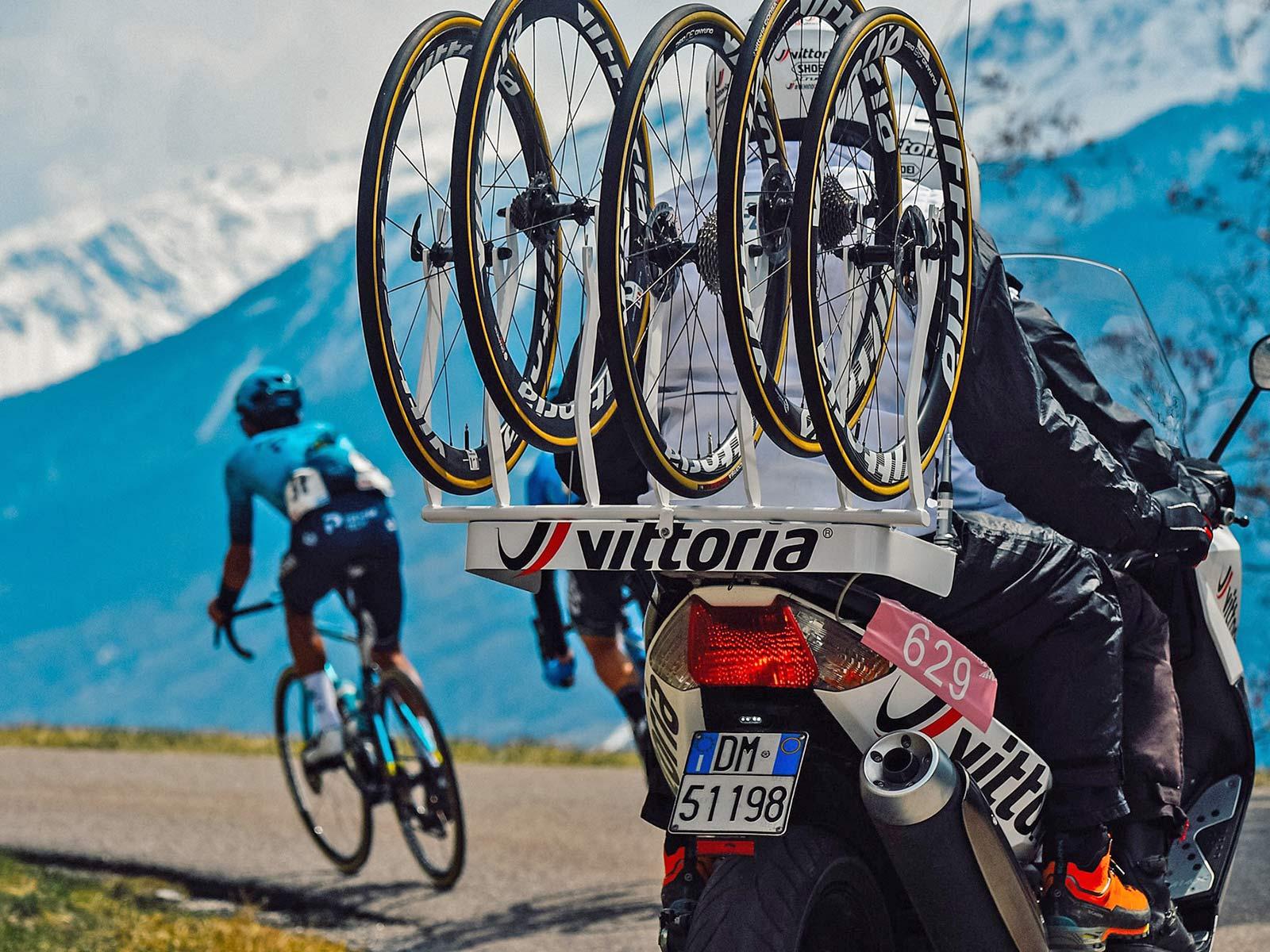 New direction as Vittoria buys Dutch handmade tire maker A. Dugast