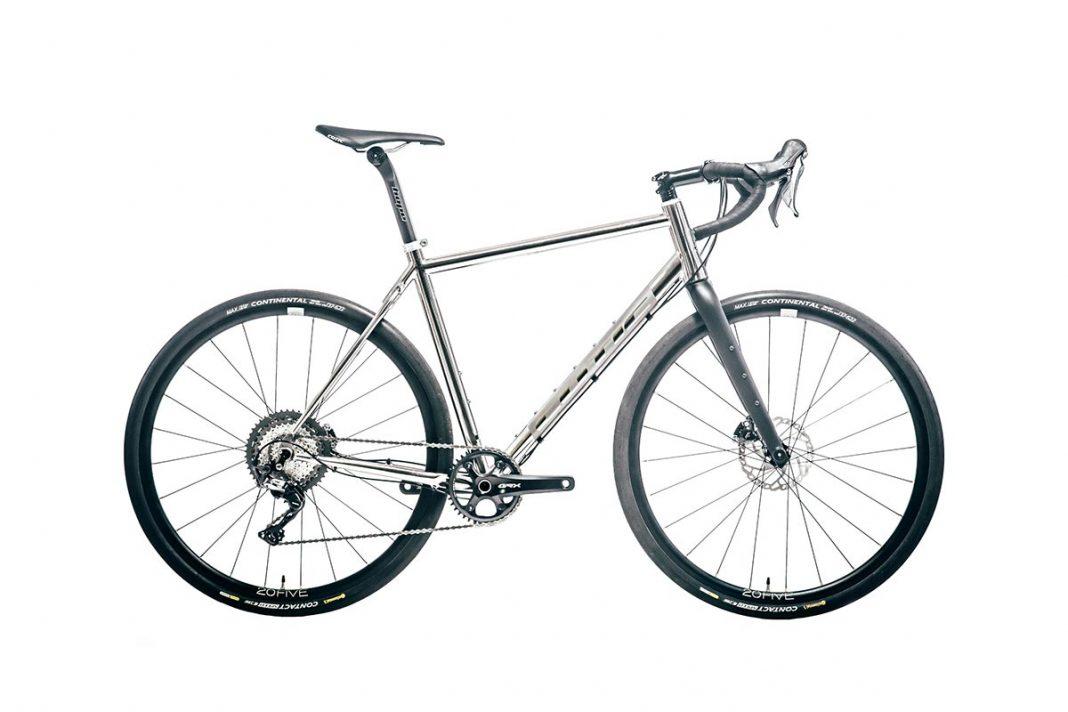cotic tonic titanium gravel bike