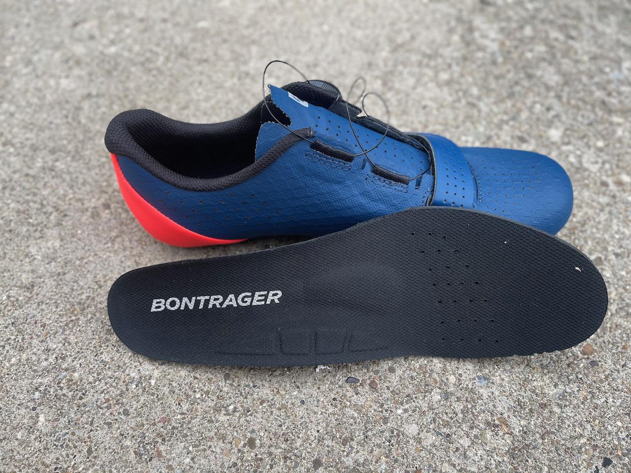 Bontrager Circuit shoe insole
