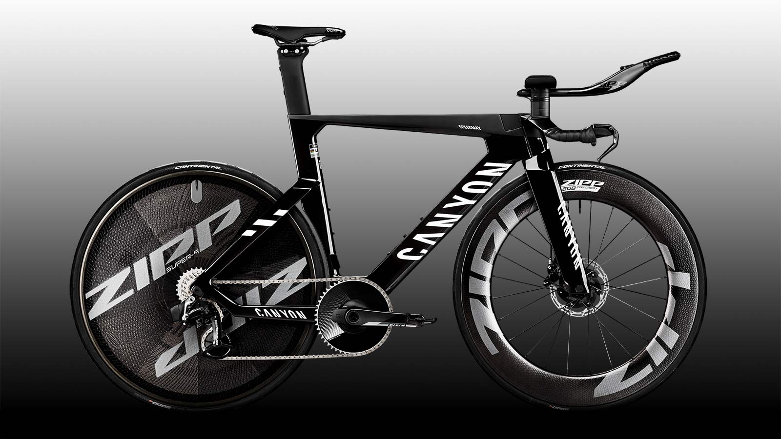 2021 Canyon Speedmax CFR TT Disc, carbon race-ready UCI-approved time trial bike, teaser