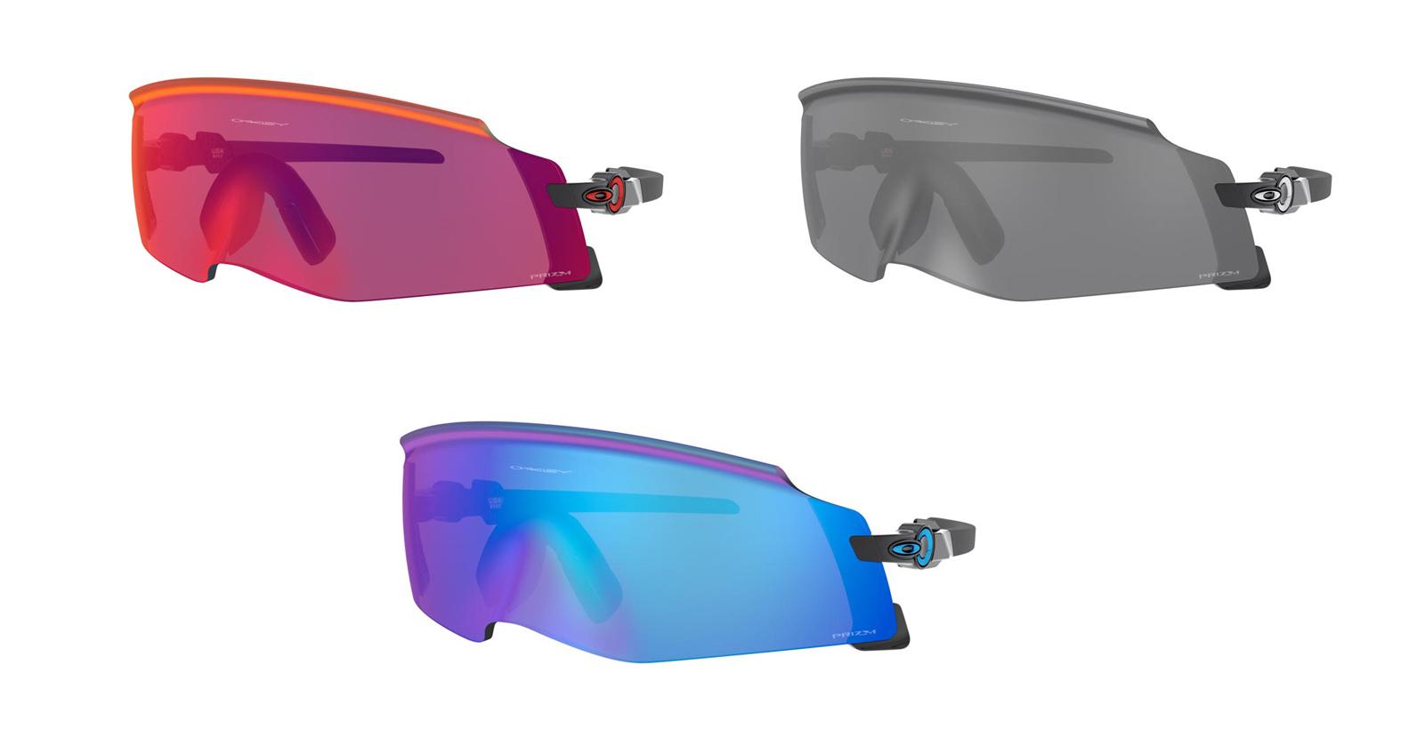 Oakley KAto colors of prizm lenses